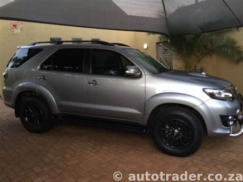 Fortuner K5005g Black Silver toyota fortuner epic 3 0d4d 4x4 auto in south africa clasf motors