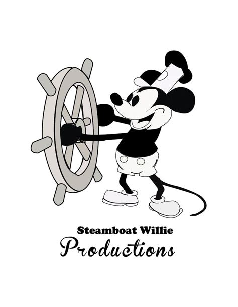 steamboat willie illustration marshall designs