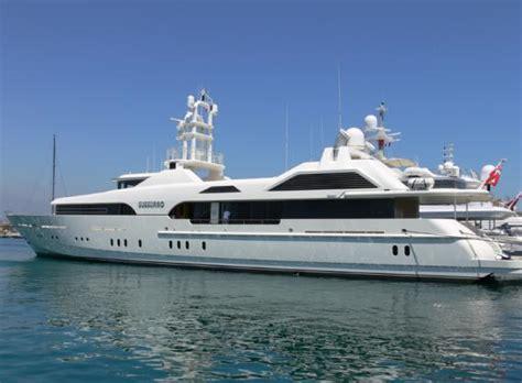 Caterpillar Drogba yacht che passione di chi sar 224 quello yacht