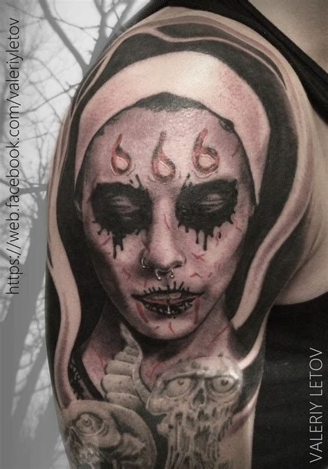 tattoo satan photo satanic girl by valeriyletov on deviantart