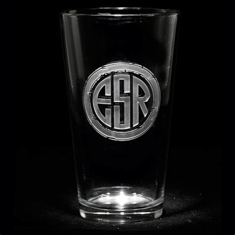 monogrammed barware 147 best images about personalized barware bar glasses on