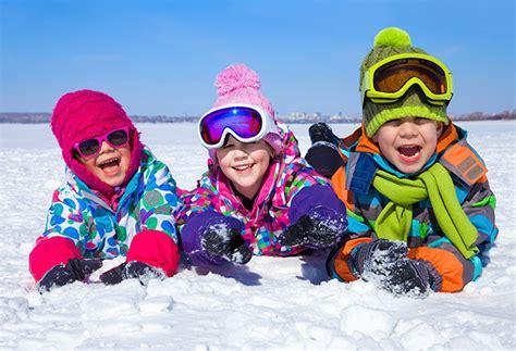 imagenes de niños jugando en invierno 161 nieva 161 al fin nieva juegos para hacer con ni 241 os en la