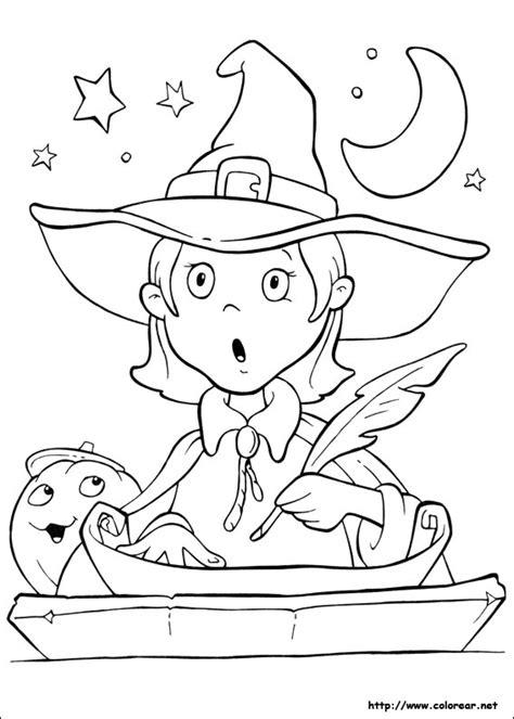 imagenes de halloween tiernas para colorear dibujos para colorear de halloween