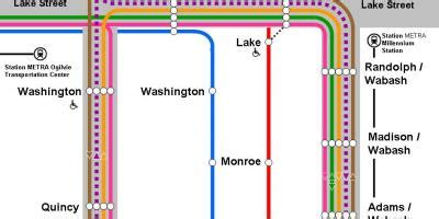 orange line map chicago chicago orange line map orange line map chicago united