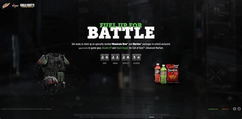Mountain Dew Sweepstakes 2014 - dewanddoritos com fuelupforbattle promotion win an xbox one