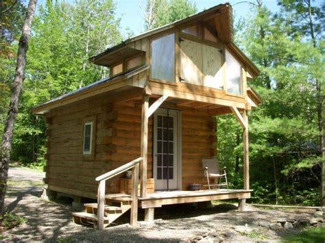 Log Cabin Kits New Brunswick by Micro Log Cabin W 2ac Maine