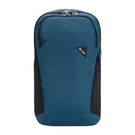 Wsn2 Bag Consina 20l 4 anti theft backpack vibe 20l in blue by pacsafe