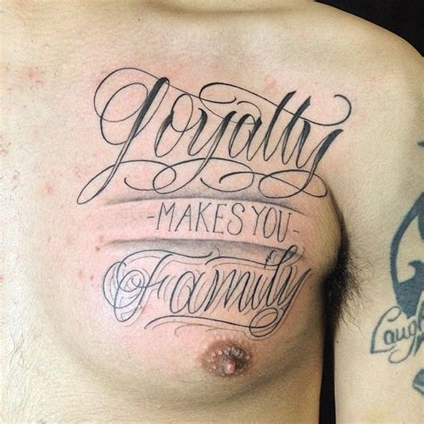 20 beautiful loyalty tattoo designs courage honor
