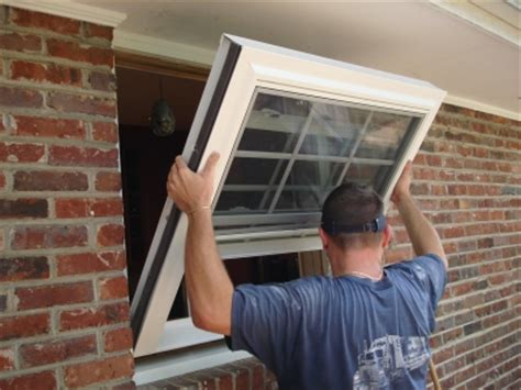 how to install a new window in a house thinking of replacement windows for your home choose the right high efficiency window