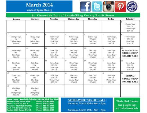 Calendar Store Locations Stores Burien Kenmore Kent Renton