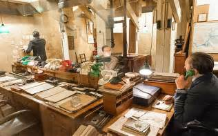 Churchill war rooms look at the history of the war strategy in world