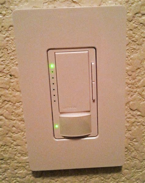 lutron automatic light switch lutron occupancy sensor light switch giveaway clever