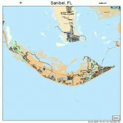 florida map sanibel island sanibel florida map 1263700