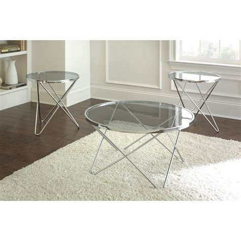 Glass Coffee Table Set Master Ssc1809 Jpg
