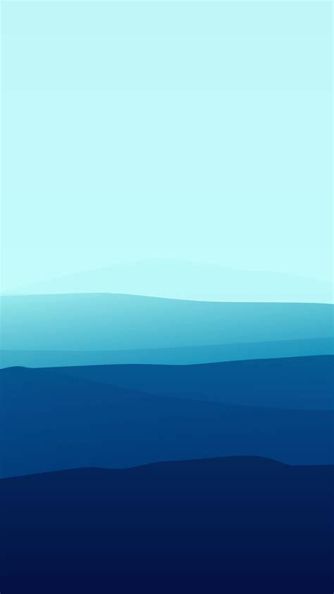 wallpaper landscape flat   fog iphone wallpaper