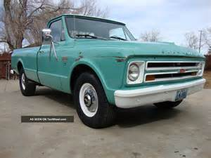 1967 chevrolet c10 c20 2500 truck rat rod 3 4