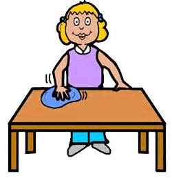 Clear The Table by Wipe Clipart Free Clip Free Clip On