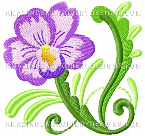 free embroidery templates flower freeembroiderydesigns