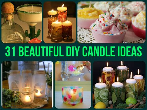 diy beautiful 31 beautiful diy candle ideas with these fantastic