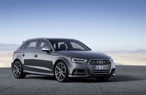 audi a3 updated with more style new tech for 2017 driving