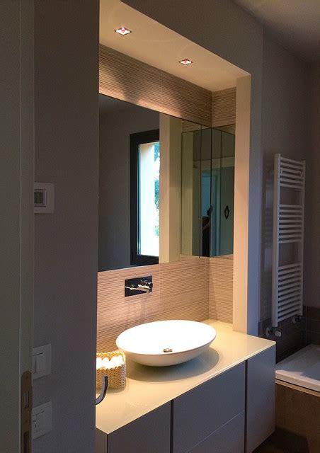 nicchia bagno lavabo in nicchia bagno padronale