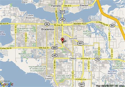 map of bradenton florida and surrounding area days inn bradenton near the gulf bradenton deals see