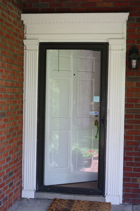 Screen Door For Front Door Outstanding Front Screen Doors Glass Screen Doors For Front Door Exterior Doors And Screen Doors