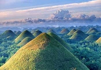 chocolate hills, bohol, philippines – top travel destinations