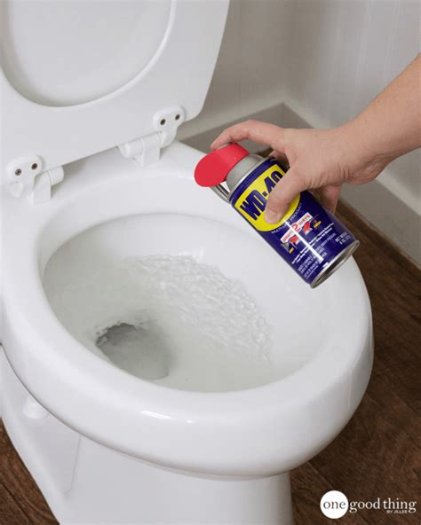wd toilette 12 ways that wd 40 is the ultimate problem solver one