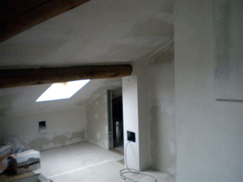 soffitti in cartongesso prezzi foto mansarda pareti soffitti rivestiti in cartongesso