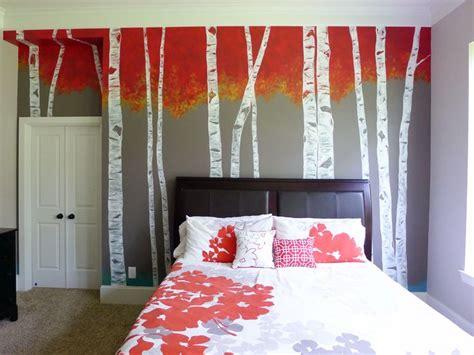 master bedroom mural