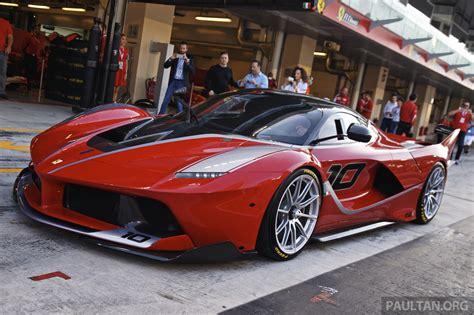 K Ferrari by Te Cuida Laferrari Fxx K Este 233 O Mclaren P1 Gtr O Novo