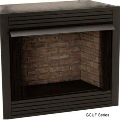 thru wall circulating fans monessen gcuf universal vent free circulating firebox with