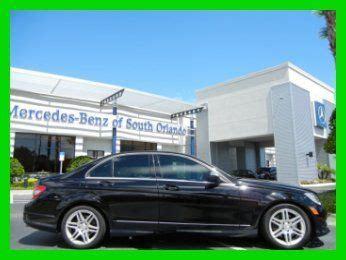 purchase used 09 cclass 7 speed sedan premium express lcd