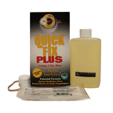 Urine Luck Detox Additive by Fix Plus Synthetic Urine