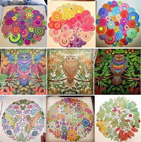 secret garden coloring book comprar libro colorear jard 237 n secreto 3 500 en mercado libre