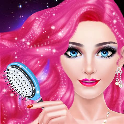 games of hairstyles makeup dress up etc download hair styles fashion girl salon spa makeup