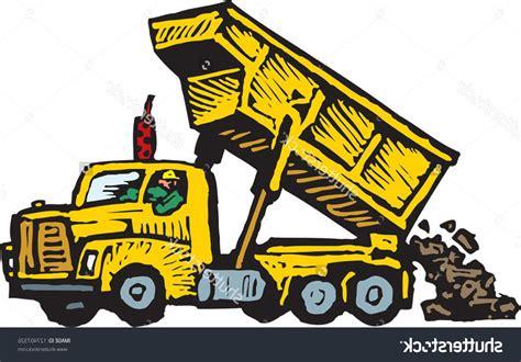 Design Dump New Favorite Thing by Top 10 Illustration Dump Truck Dumping Dirt Stock Vector Cdr