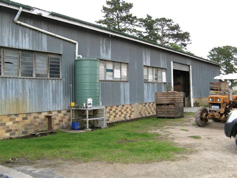 The Packing Shed by 180 Acre Fruit Orchard With 7 Titles Stanthorpe South