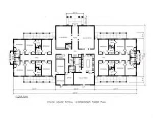 typical floor plan of a house floor plan fisher house typical bedrooms leader