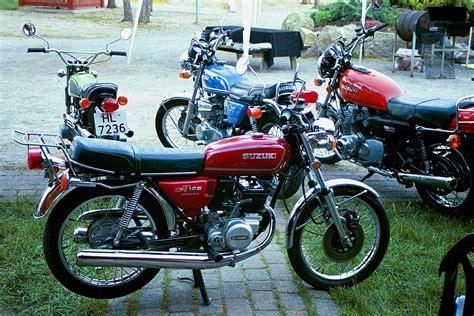 Suzuki Gt Suzuki Gt 125 Pics Specs And List Of Seriess By Year