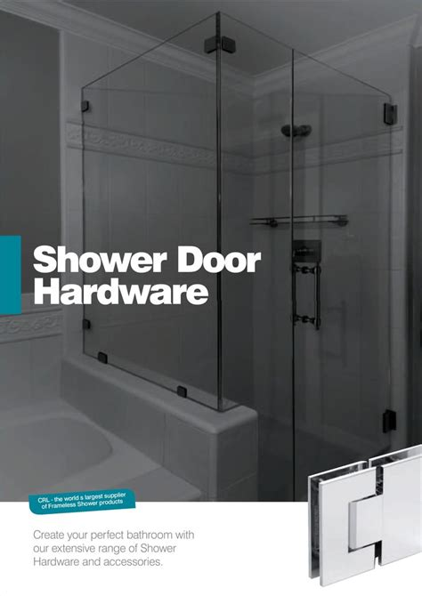 Shower Doors Parts And Accessories The 40 Best Images About Shower Enclosure Hardware Brochure On Pinterest Hardware Accessories