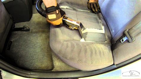 How To Clean The Upholstery In Your Car by How To Clean Upholstery Water Extraction Critical