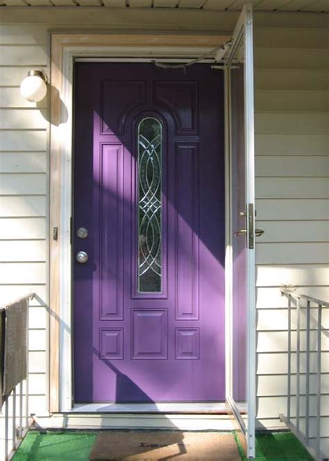 purple front door purple front door meaning paint your door puprle pretty