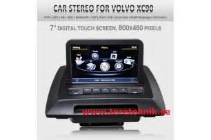 2006 Volvo Xc90 Navigation System Volvo Xc90 Dvd Gps Blutooth Usb Sd Touch