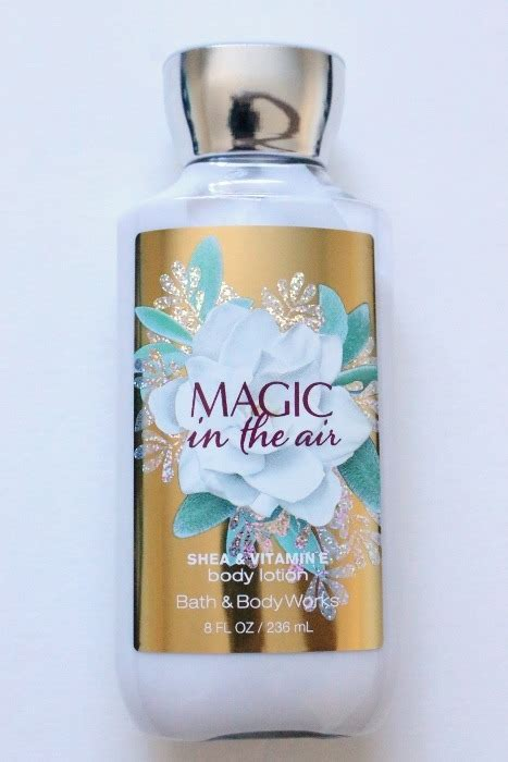 Lotion Bath And Works Magic In The Air bath and works magic in the air lotion review