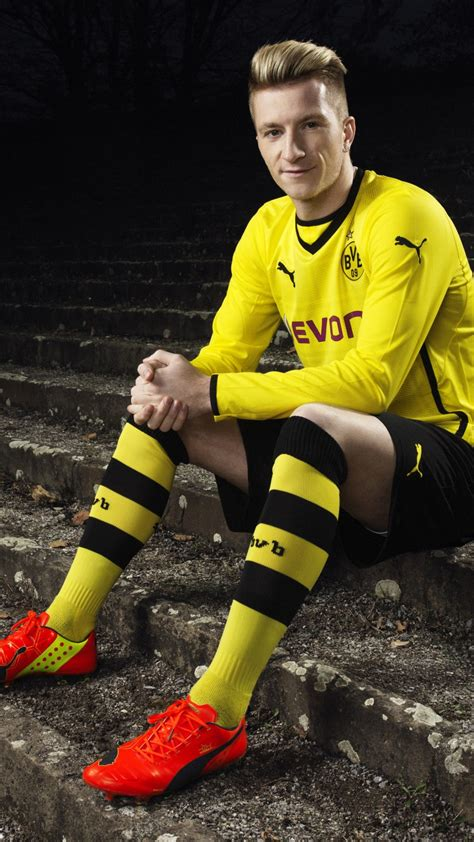 wallpaper marco reus german soccer football player