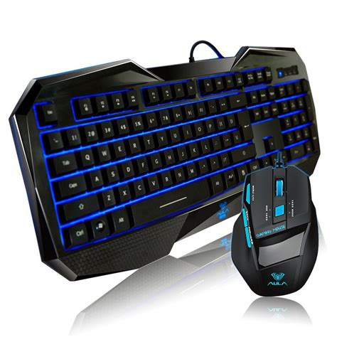 Keyboard Gaming Aula Wings best wireless gaming keyboard and mice combos best