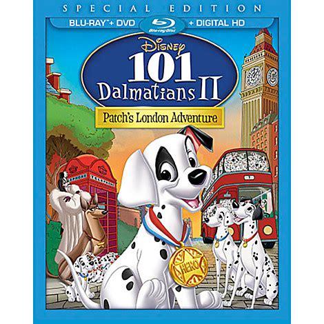 theme changer line 101 dalmatians 101 dalmatians ii patch s london adventure out now on blu