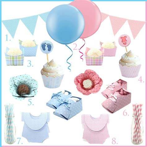 Baby Shower Stores by Gender Reveal Baby Shower Ideas Via Blossom